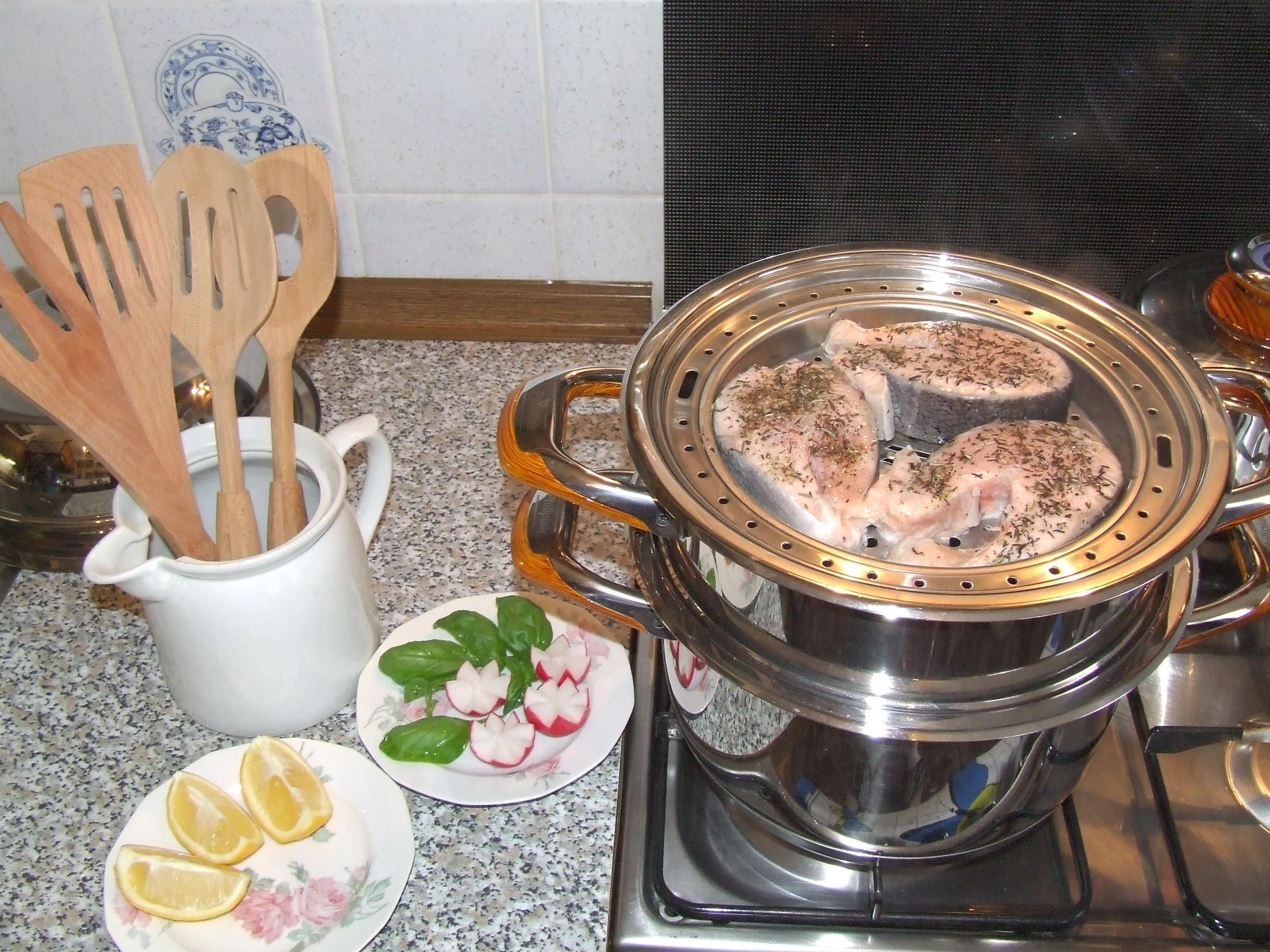 Gotowanie na parze zalecane kobietom w ciąży