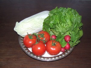 warzywa w żywieniu kobiety ciężarnej