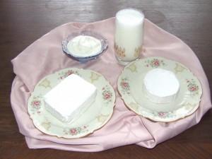 Mleko i produkty mleczne w żywieniu kobiety ciężarnej