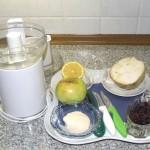 Surówka z selera, jabłka i rodzynków dla kobiety w ciąży