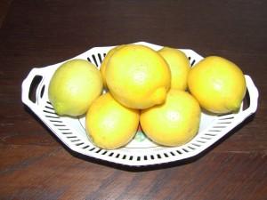 Cytryny na zdrowie - zalecane kobietyom w ciąży