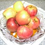 Zdrowe odżywianie w ciąży - jabłka