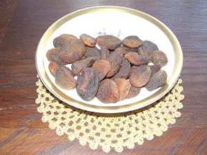 Zdrowe odżywianie w ciązy - morele suszone