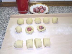 Zdrowe odzywianie w ciąży - knedle z truskawkami