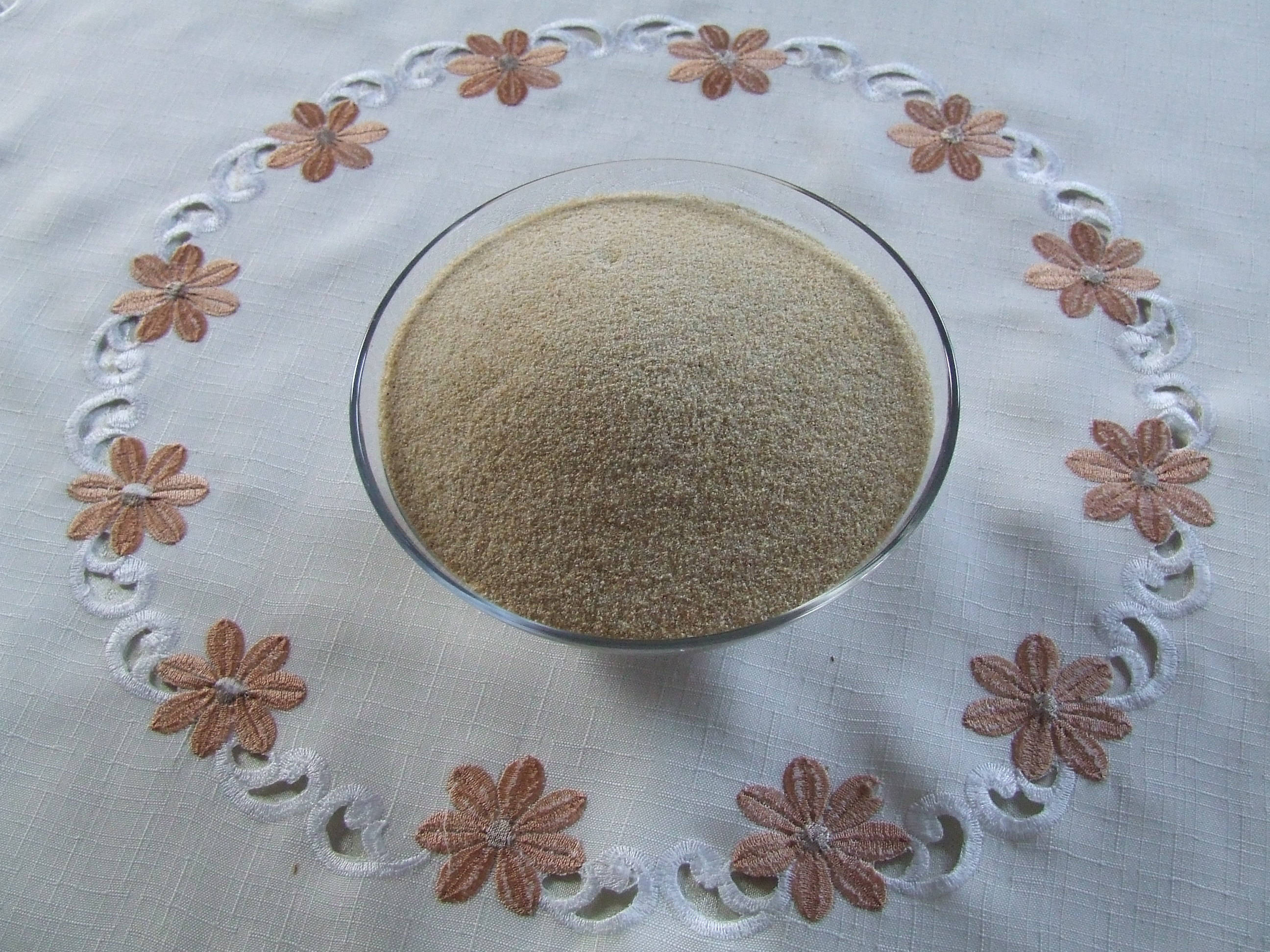 Mąka z nasion amarantusa