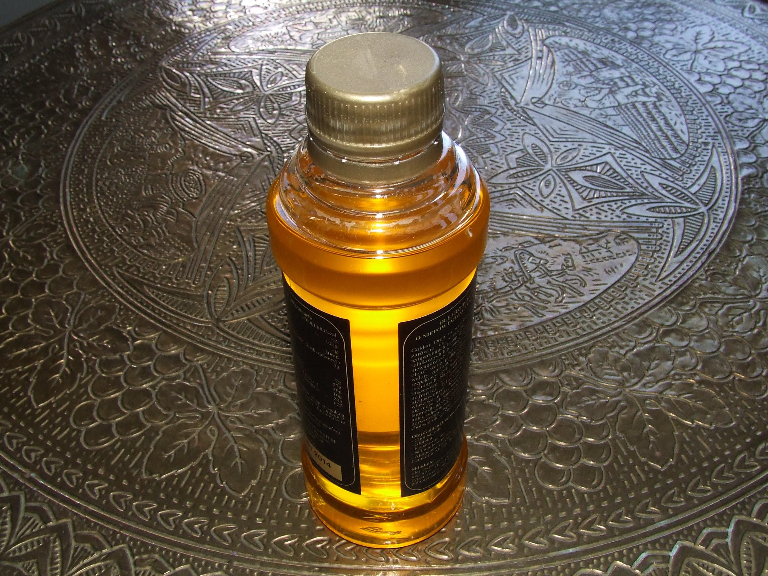 olej rzepakowo-lniany