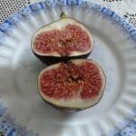 Świeże figi zamiast łakoci